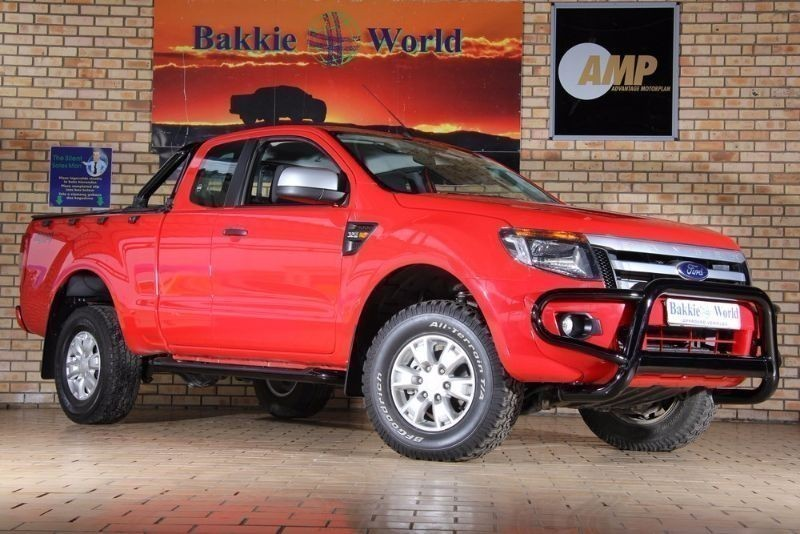 used ford ranger xls 4x4 a t p u sup cab for sale in north west province. Black Bedroom Furniture Sets. Home Design Ideas