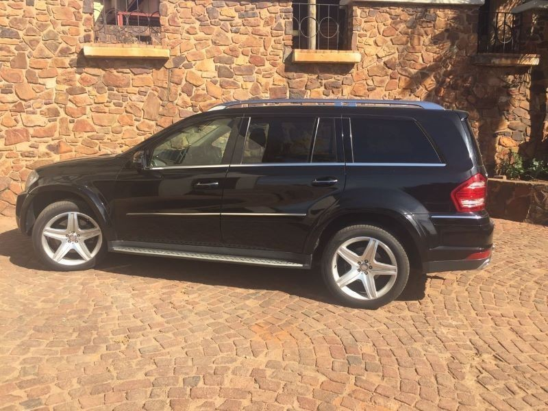 Used mercedes benz gl class gl 500 amg for sale in gauteng for Mercedes benz gl amg for sale