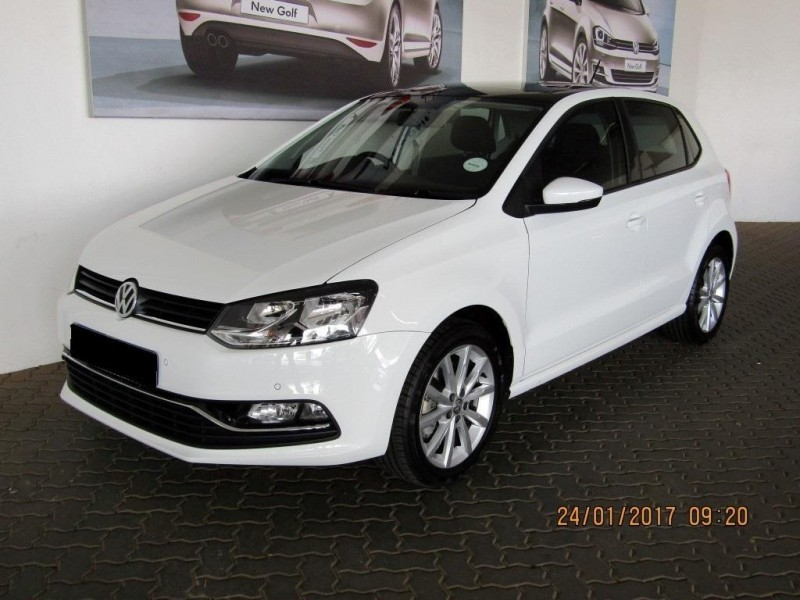 used volkswagen polo 1 2 tsi highline dsg 81kw for sale in gauteng id 1671972. Black Bedroom Furniture Sets. Home Design Ideas