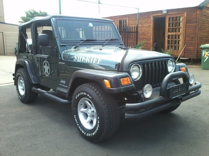 used jeep wrangler sahara 4 0 for sale in gauteng id. Cars Review. Best American Auto & Cars Review
