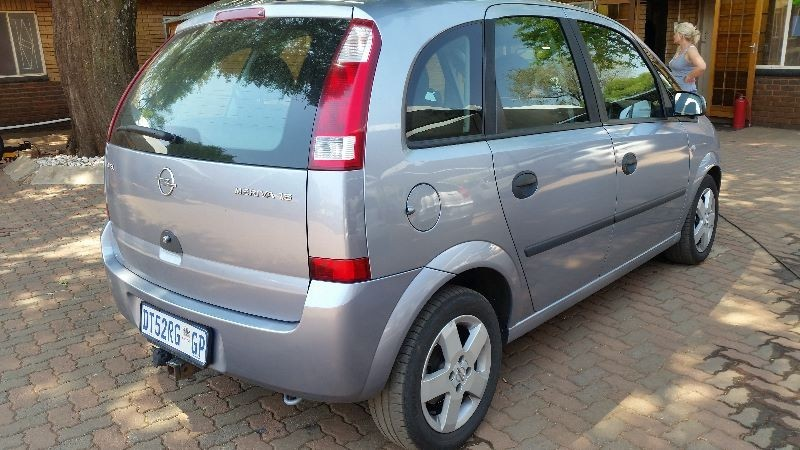 used opel meriva 1 6 comfort for sale in gauteng id 1674391. Black Bedroom Furniture Sets. Home Design Ideas