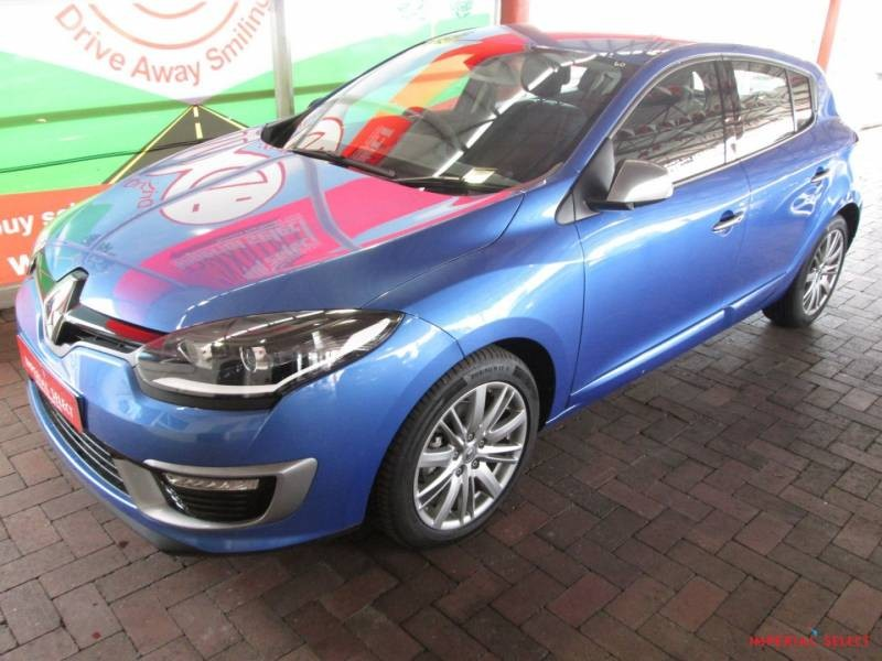 used renault megane iii 1 2t gt line 5 door for sale in western cape id 1674666. Black Bedroom Furniture Sets. Home Design Ideas