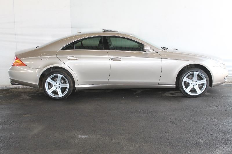 used mercedes benz cls class cls 350 for sale in gauteng