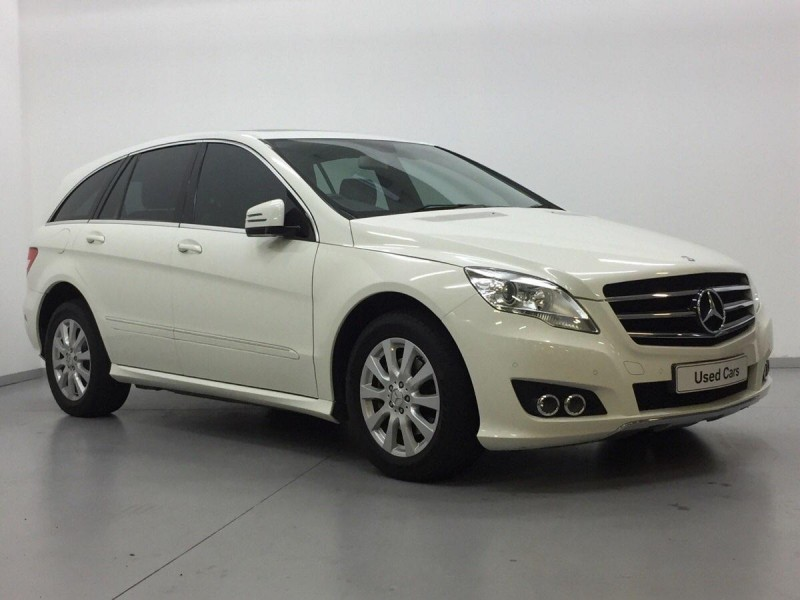 Used mercedes benz r class r 300 cdi a t for sale in for Mercedes benz r350 for sale 2012