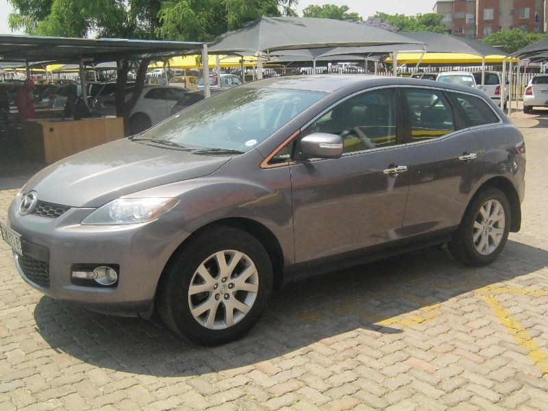 Used Mazda Cx 7 2 5 Dynamic A T For Sale In Gauteng Cars Co Za Id 1675661