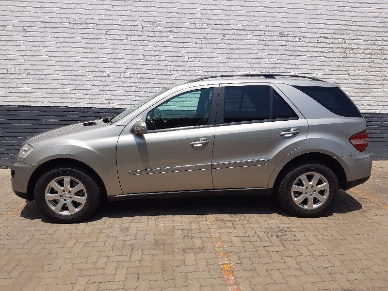 used mercedes benz m class ml 320 cdi a t for sale in gauteng id 1675885. Black Bedroom Furniture Sets. Home Design Ideas