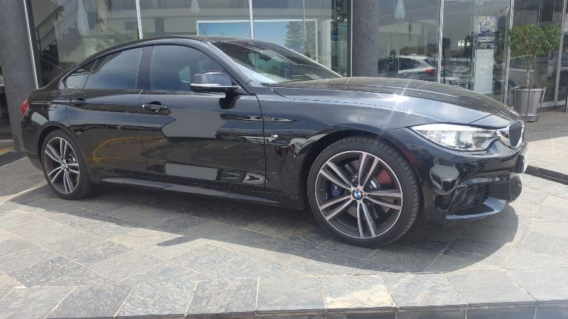 used bmw 4 series 435i grand coupe for sale in gauteng id 1675905. Black Bedroom Furniture Sets. Home Design Ideas