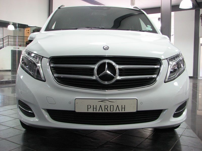 Mercedes benz v class price south africa for Mercedes benz south africa
