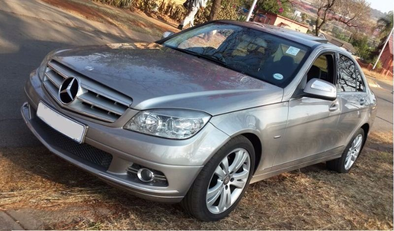 2009 mercedes benz c class mercedes benz c220cdi a t for sale in. Cars Review. Best American Auto & Cars Review