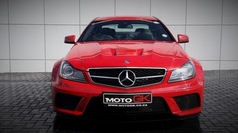 used mercedes benz c class c63 amg coupe black series for sale in north west province. Black Bedroom Furniture Sets. Home Design Ideas