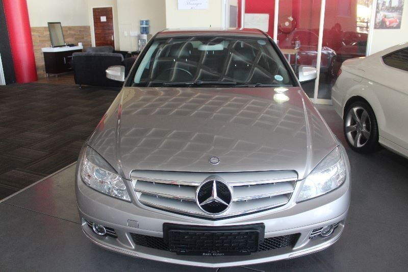 Used mercedes benz c class c220 cdi auto for sale in for 2008 mercedes benz c class for sale