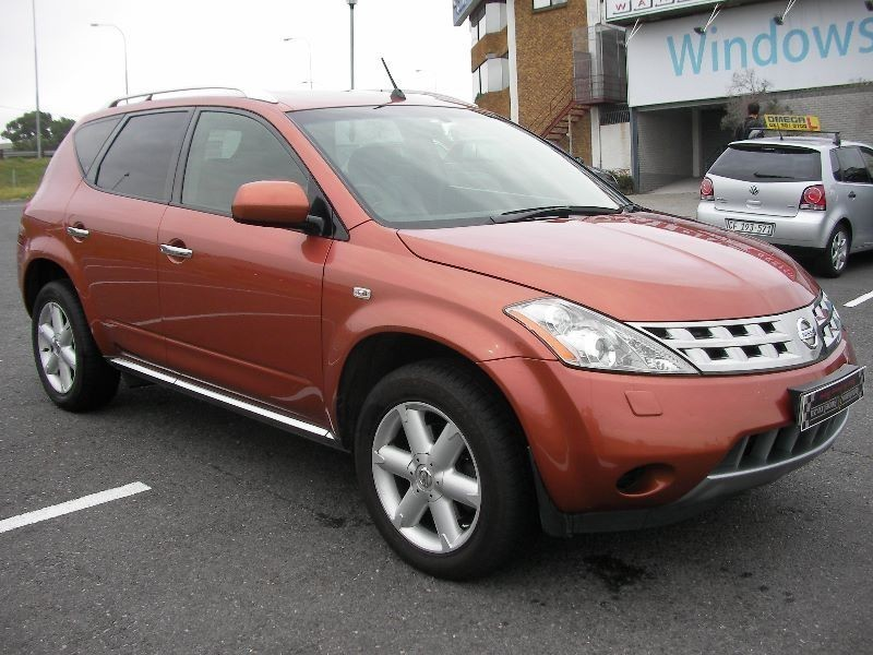 Used Nissan Murano L20 21 22 For Sale In Western Cape