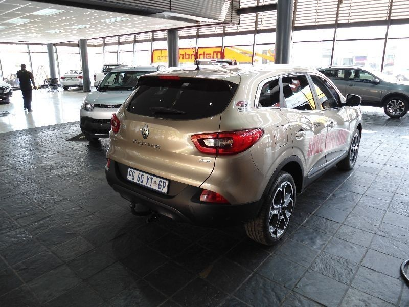 used renault kadjar 1 6 dci 4x4 for sale in gauteng id 1678365. Black Bedroom Furniture Sets. Home Design Ideas