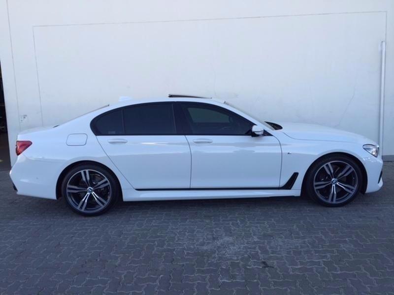 2016 BMW 7 Series 750i M Sport Gauteng Johannesburg 4