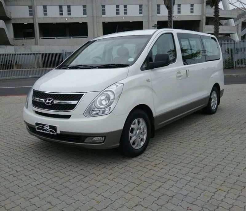 used hyundai h1 2 5 crdi wagon a t for sale in western cape id 1680141. Black Bedroom Furniture Sets. Home Design Ideas