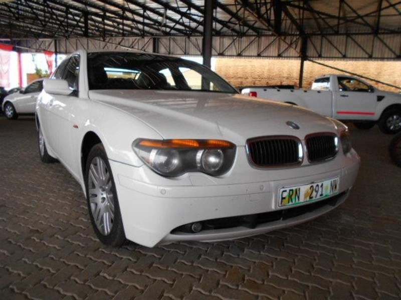 used bmw 7 series 730d e65 for sale in north west province id 1680250. Black Bedroom Furniture Sets. Home Design Ideas
