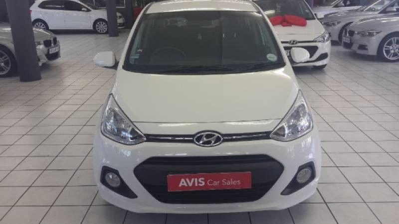 used hyundai i10 grand i10 fluid auto for sale in gauteng id 1680806. Black Bedroom Furniture Sets. Home Design Ideas