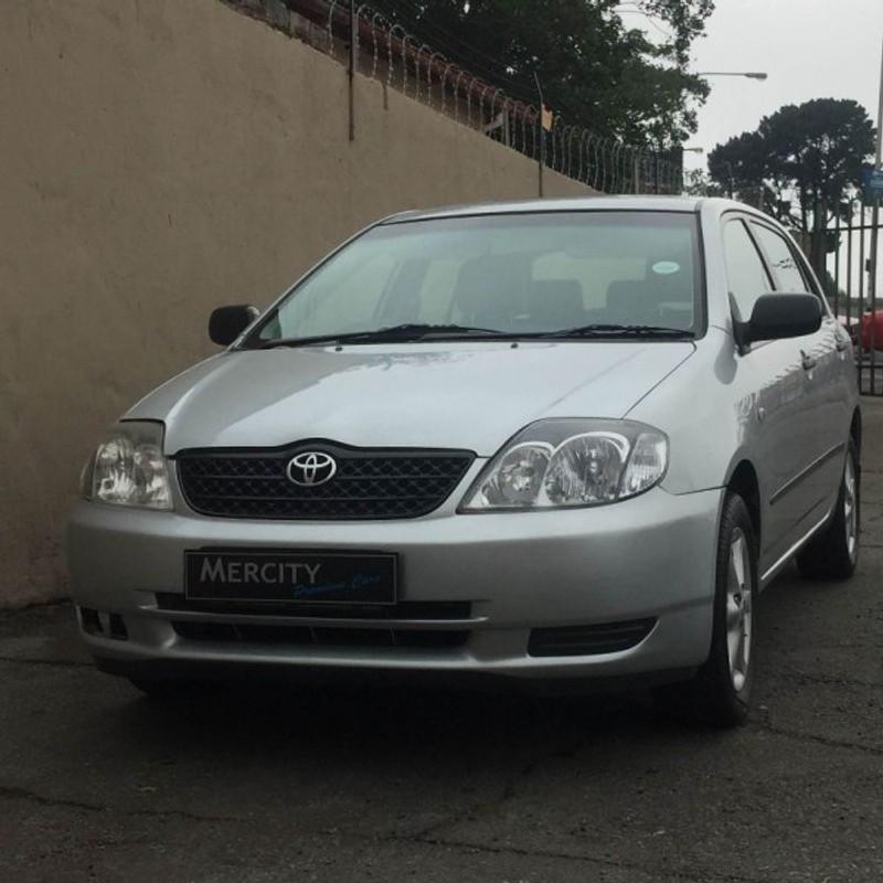 Toyota Run X: Used Toyota RunX 140i RT For Sale In Gauteng
