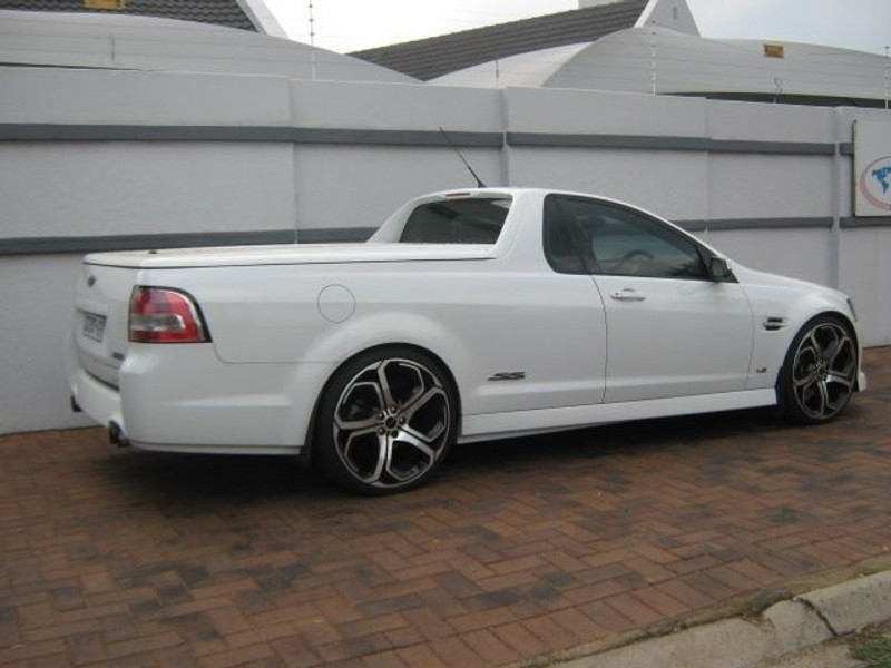 Used Chevrolet Lumina Ss 6 0 Ute A T P U S C For Sale In Gauteng Cars Co Za Id 1684647