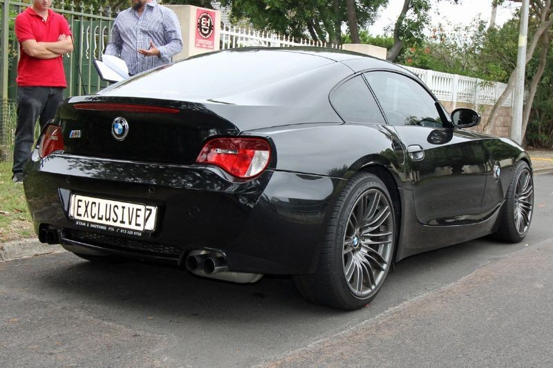 used bmw z4 m coupe for sale in western cape id 1685243. Black Bedroom Furniture Sets. Home Design Ideas