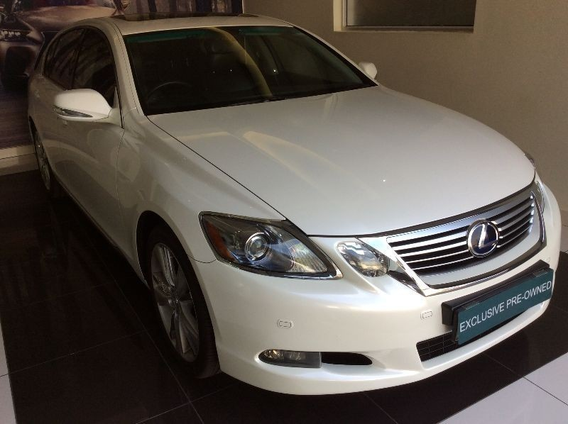 used lexus gs 450h se a t for sale in gauteng id 1685608. Black Bedroom Furniture Sets. Home Design Ideas