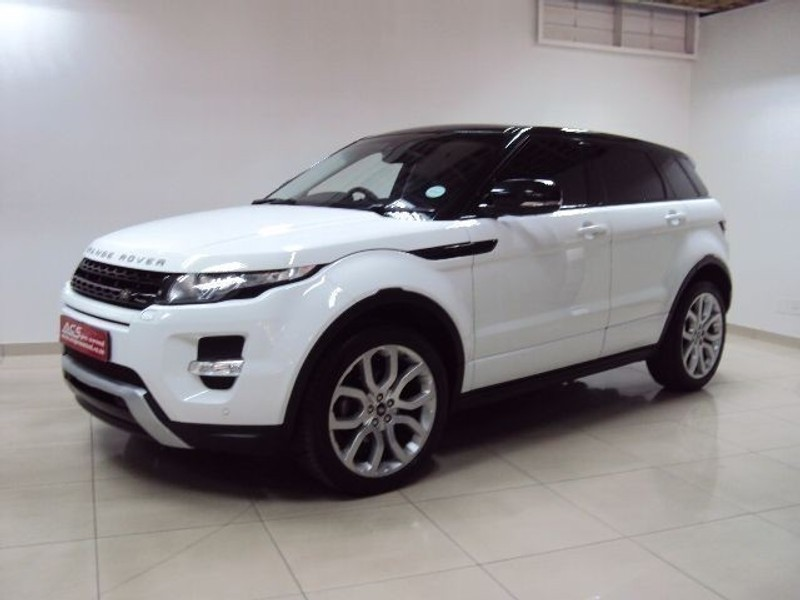 used land rover evoque 2014 land rover evoque 2 0 prestige for sale in gauteng id. Black Bedroom Furniture Sets. Home Design Ideas