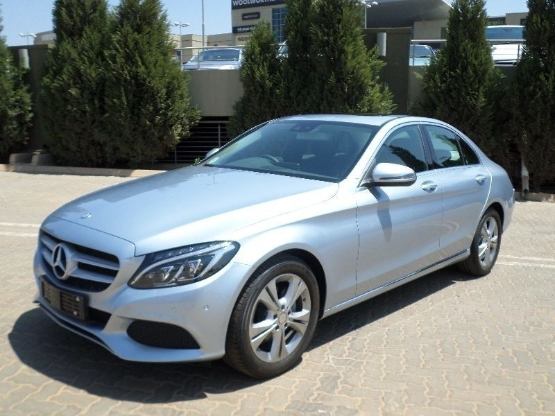 Used mercedes benz c class c180 avantgarde for sale in for Mercedes benz c class sale