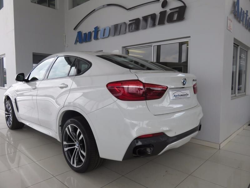 used bmw x6 2015 bmw x6 m50d for sale in gauteng id. Black Bedroom Furniture Sets. Home Design Ideas