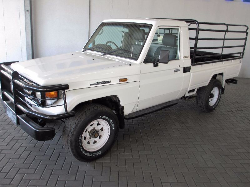 Used Toyota Land Cruiser 4 5 Petrol P U S C For Sale In