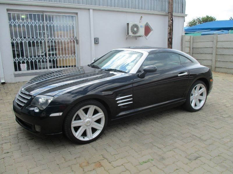 used chrysler crossfire 3 2 v6 a t ltd for sale in gauteng id 1688549. Black Bedroom Furniture Sets. Home Design Ideas