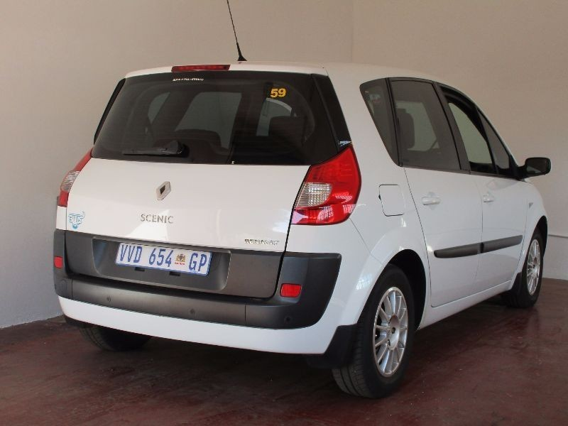 used renault grand scenic ii authentique 1 6 for sale in gauteng id 1688953. Black Bedroom Furniture Sets. Home Design Ideas