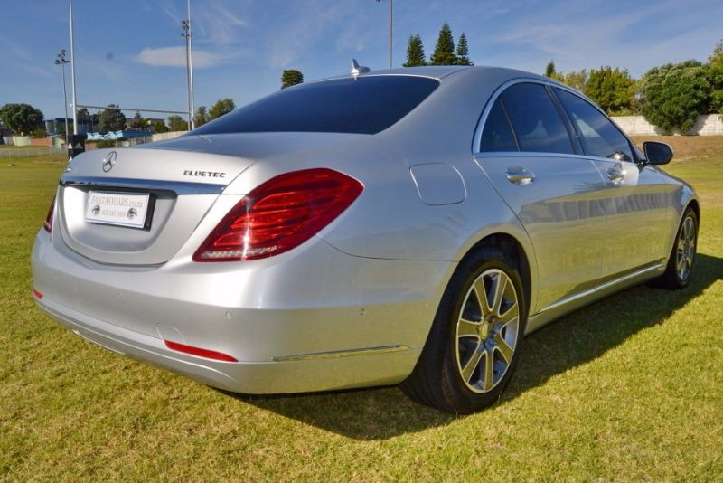 Used mercedes benz s class 2014 mercedes s350 bluetec for for Mercedes benz s350 for sale