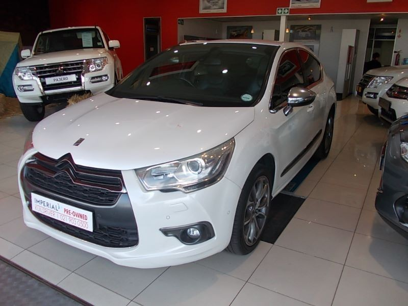 used citroen ds4 1 6 thp 200 sport 5dr for sale in western cape id 1688990. Black Bedroom Furniture Sets. Home Design Ideas