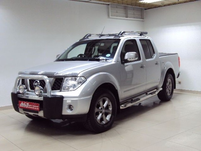 used nissan navara 4 0 v6 double cab manual 4x2 fsh for sale in gauteng id 1689091. Black Bedroom Furniture Sets. Home Design Ideas