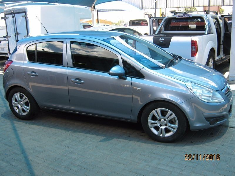 used opel corsa 1 3 cdti enjoy 5dr for sale in gauteng id 1689626. Black Bedroom Furniture Sets. Home Design Ideas