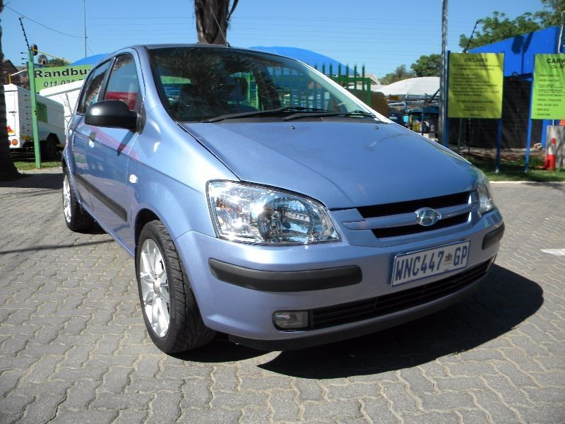 used hyundai getz 1 4 for sale in gauteng id. Black Bedroom Furniture Sets. Home Design Ideas