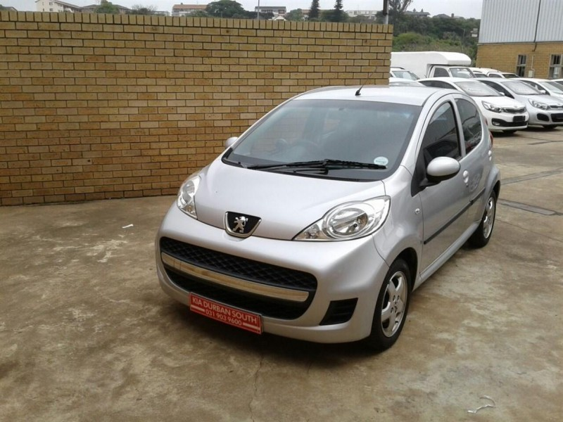 used peugeot 107 trendy for sale in kwazulu natal id 1690043. Black Bedroom Furniture Sets. Home Design Ideas