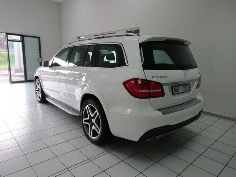 Used mercedes benz gls class 2016 mercedes benz gl class for Mercedes benz gl amg for sale
