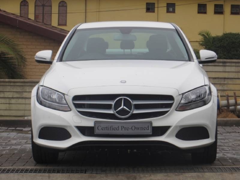Used mercedes benz c class c180 auto for sale in kwazulu for Mercedes benz financial report 2016