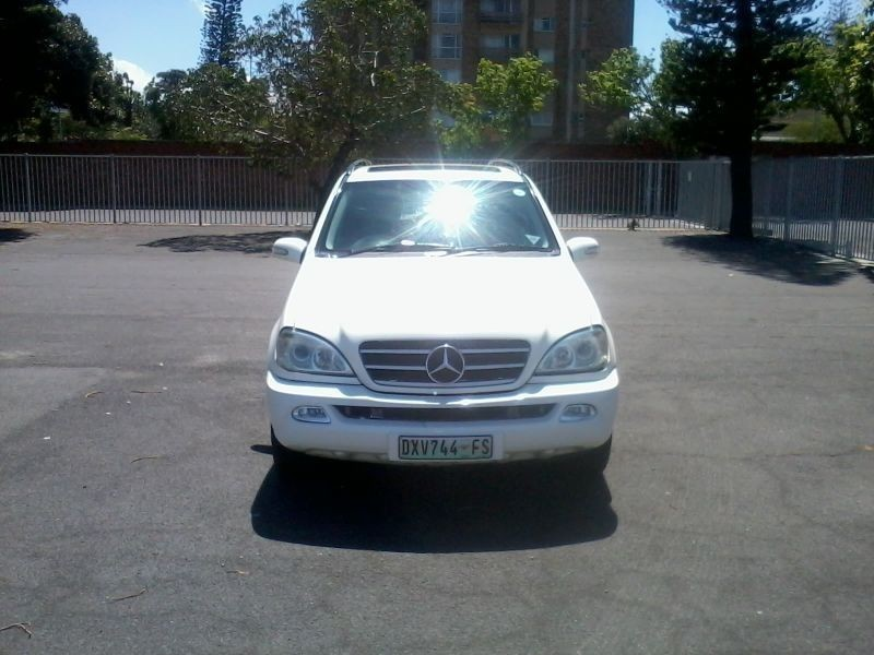 Used mercedes benz m class ml 350 a t for sale in western for 2003 mercedes benz ml 350