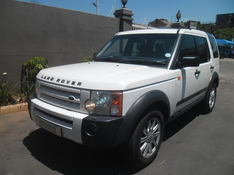 used land rover discovery 3 v8 se a t for sale in gauteng id 1691164. Black Bedroom Furniture Sets. Home Design Ideas