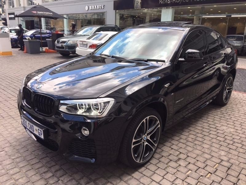 used bmw x4 xdrive20d m sport for sale in gauteng id 1691751. Black Bedroom Furniture Sets. Home Design Ideas
