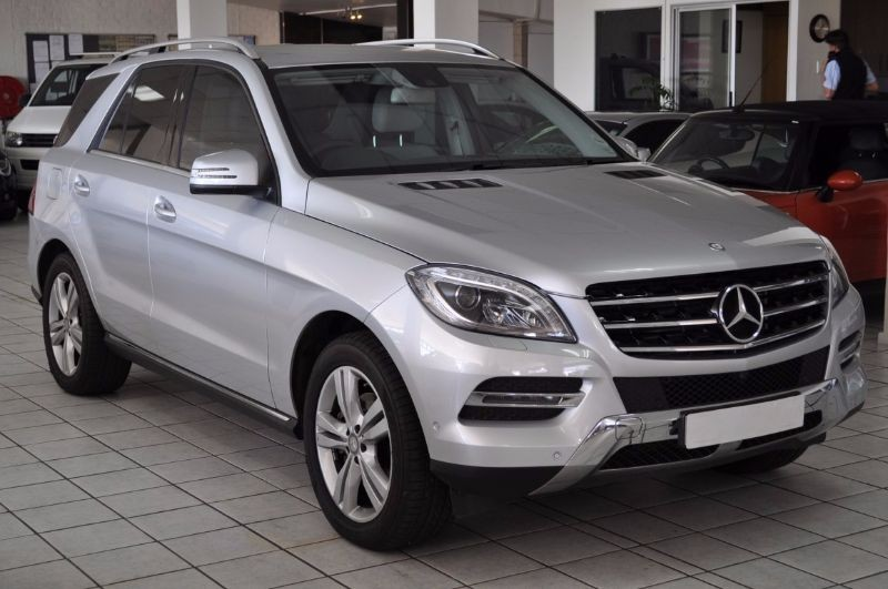 used mercedes benz m class ml 350 bluetec for sale in western cape id 1691793. Black Bedroom Furniture Sets. Home Design Ideas