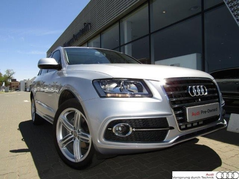 used audi q5 2 0 tdi s quattro s tronic for sale in free state id 1694038. Black Bedroom Furniture Sets. Home Design Ideas