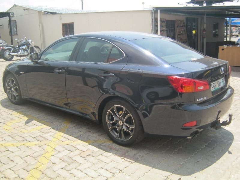 used lexus is 250 se a t for sale in gauteng id 1694814. Black Bedroom Furniture Sets. Home Design Ideas