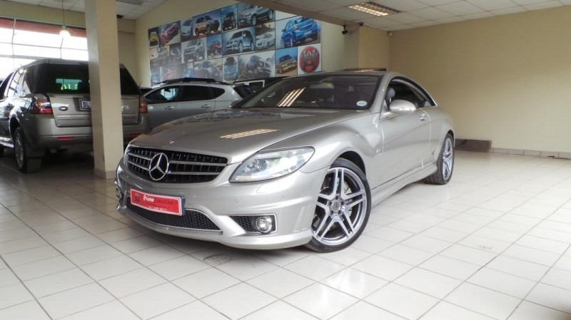 Used mercedes benz cl class cl 65 amg for sale in gauteng for Mercedes benz cl 300 for sale