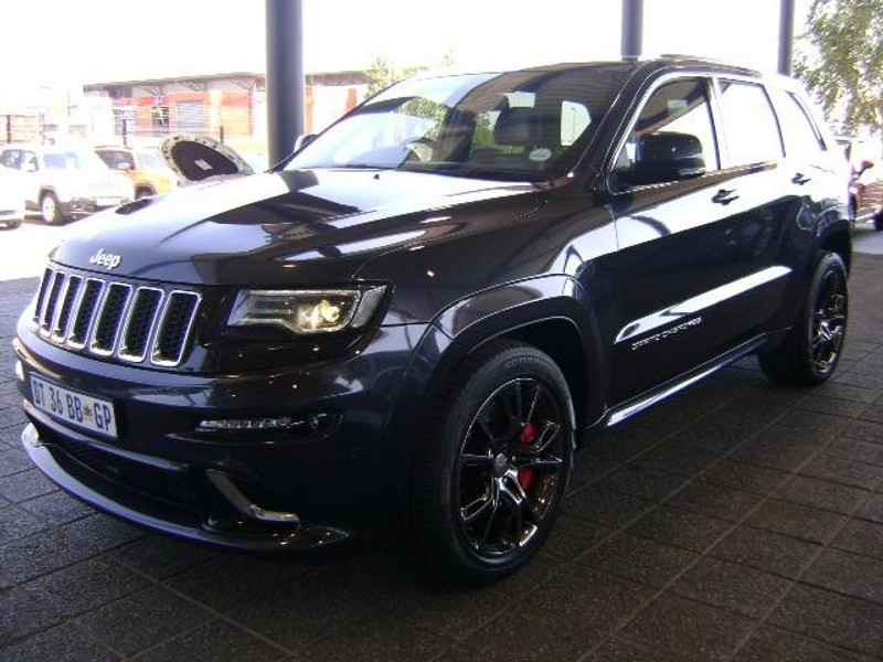 used jeep grand cherokee 6 4 srt for sale in gauteng id 1696297. Black Bedroom Furniture Sets. Home Design Ideas
