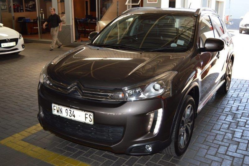 used citroen c4 aircross 2 0 comfort for sale in free. Black Bedroom Furniture Sets. Home Design Ideas