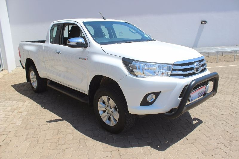2016 toyota hilux 2 8 gd 6 rb raider extended cab bakkie for sale in