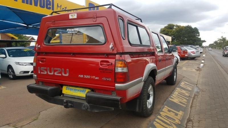 Used Isuzu Kb Series Kb 320 Lx 4x4 P  U D  C For Sale In